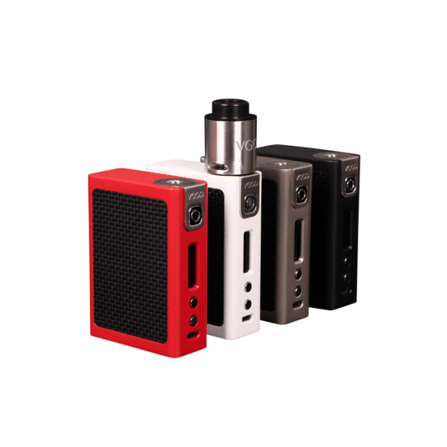 100% original VGOD PRO 150 TC BOX Mod Igniting cloud E cigarette pro150 TC BOX vape mech mod for sub ohm tank original yuntwo ice fresh cool orange vape juice for e cigarette