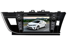 8″pure Android 4.4.4 for TOYOTA Corolla RIGHT 2013 car DVD,gps navgationi,BT,3G,Wifi,cortex A9,1GB,DDR3,TDA7786,Russian,english