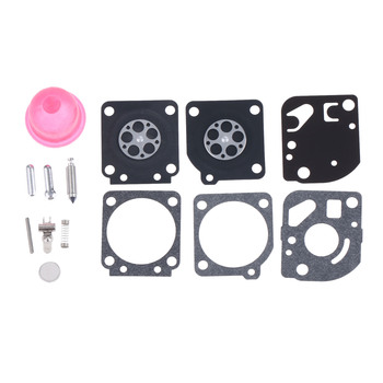 DRELD RB-73 Carburetor CARB Rebuild Repair Kit For C1U-W Weedeater Featherlite Poulan ZAMA RB-73 RB73 Trimmer turbo repair kit rebuild kits rhf5 8971371098 8972503642 hole distance 80mm turbocharger for isuzu trooper monterey 4jx1t 3 0l