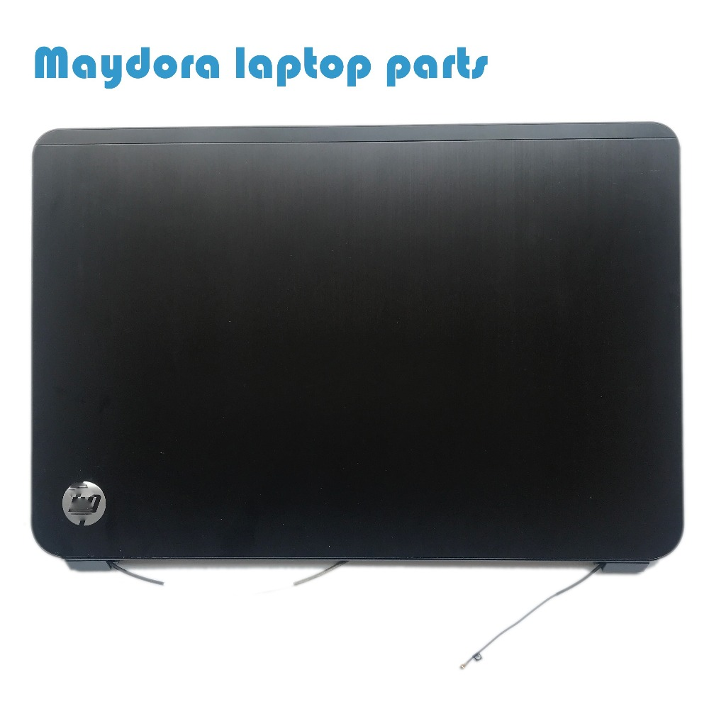 Brand new original laptop LCD pannel for HP ENVY4-1000 Ultrabook 4 LCD Assembly with hinges and LCD cover bezel also 100% original and brand new rae3050 rae 3050 with mechanism for clarion