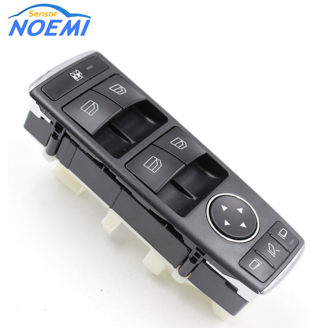 YAOPEI High Quality For Mercedes W204 W212 C E Class Drivers Side Electric Window Switch A2128208310/2128208310