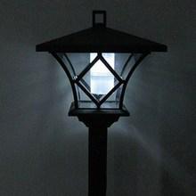 Solar Powered Light LED Garden Lamp Outdoor Lighting Path Landscape Lawn Waterproof Light Solar Lamps For Garden Decoration
