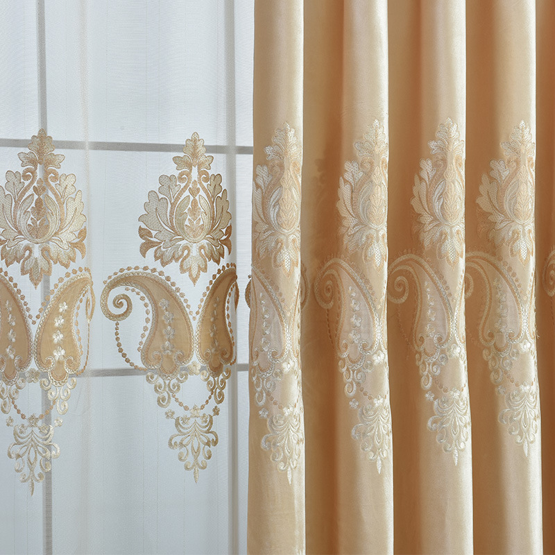 luxury living and room for curtain decoration curtains ideas gold windows ivory style