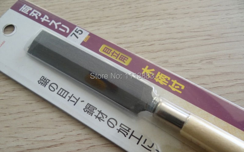 75mm Feather Edge Saw File, Made in Japan