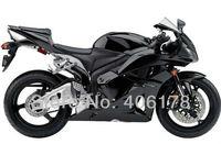 Hot Sales,09 12 Moto cbr For Honda cbr 600rr Fairings F5 CBR600 2009 2012 Black Motorcycle Fairings Part (Injection molding)