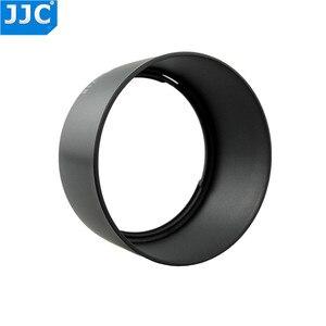 Image 4 - JJC LH 71II Bajonet Camera Zonnekap voor CANON EF 50mm f/1.4 USM Lens vervangt ES 71II