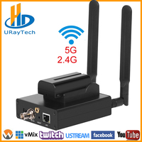 H.265 HEVC 3G HD SD SDI TO IP Video Streaming Encoder H265 To Wowza, Xtream Codes IPTV Media Server, Live Stream Broadcast etc.