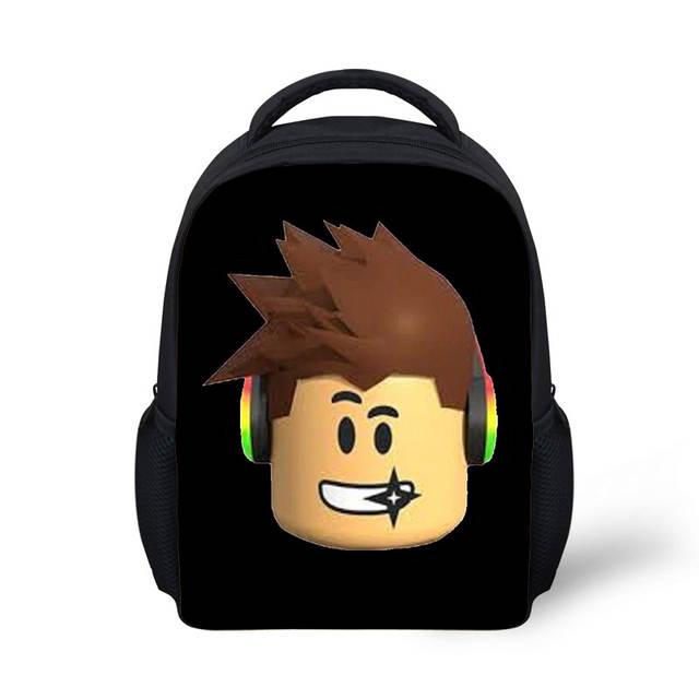 93788cce5cfd Roblox Backpack Kids Boys Girls Children School Bags travel Shoulder Bag  Unisex Bags rugzak Book Bag Girl Backpack For School