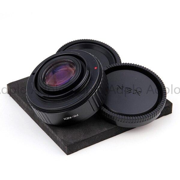 ADPLO 010779 Para PK-NEX Focal Reducer Speed Booster, Traje - Cámara y foto - foto 3
