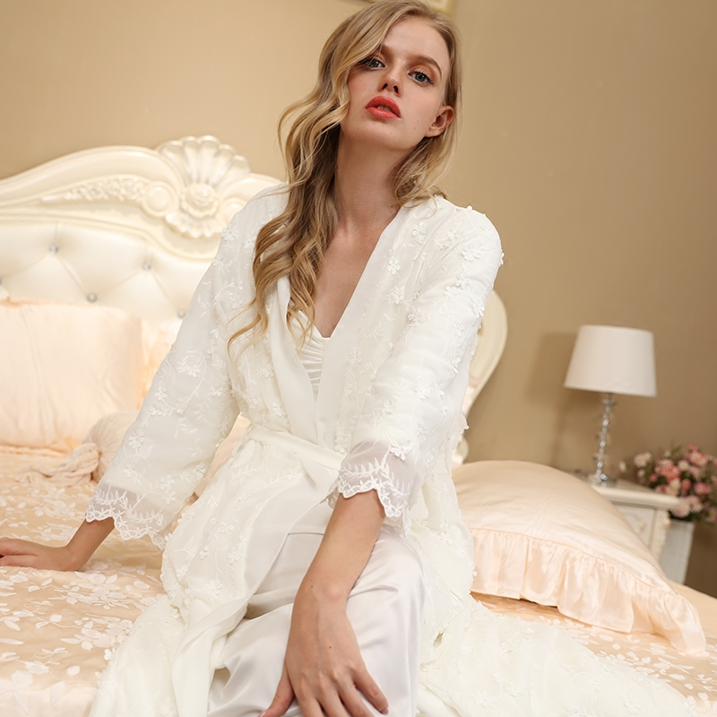 Buy velvet set nightgown and get free shipping on AliExpress.com a5c837f04
