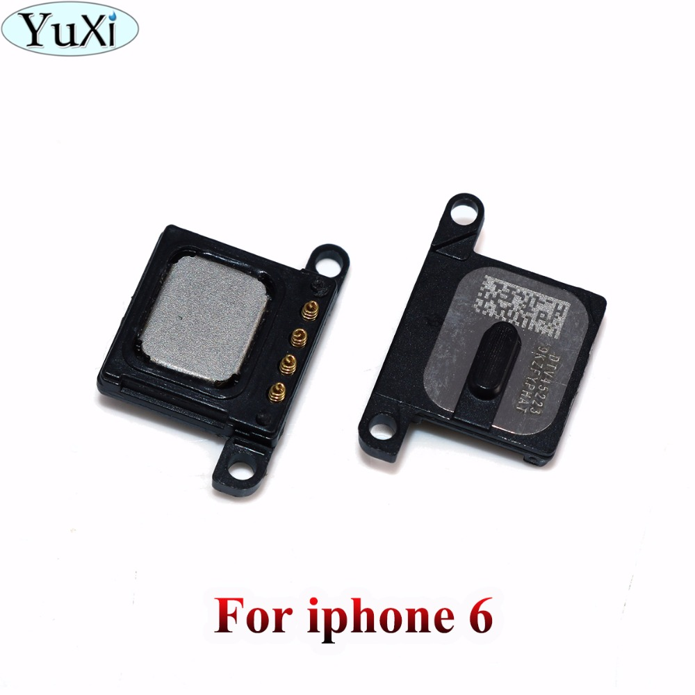 YuXi 1pcs New earpiece Ear Speaker Repair Replacement for Iphone 6 4.7 inch High quality-in