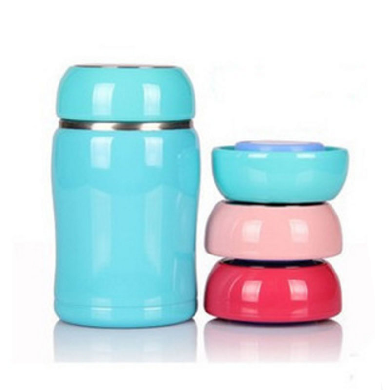 Vacuum Flasks Thermoses Stainless Steel ChildrensThermos Bottle Thermos Kids Cup With Bag Baby Termos For Hot Water Girl In