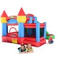 Yard venta superior más nuevo castillo inflable combo gorila castillo hinchable con piscina de bolas