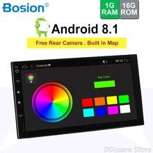 Android 8.1 car dvd per nissan 178*102 MILLIMETRI qashqai x-trail juke universale multimediale di navigazione gps per auto lettore di trasporto della macchina fotografica