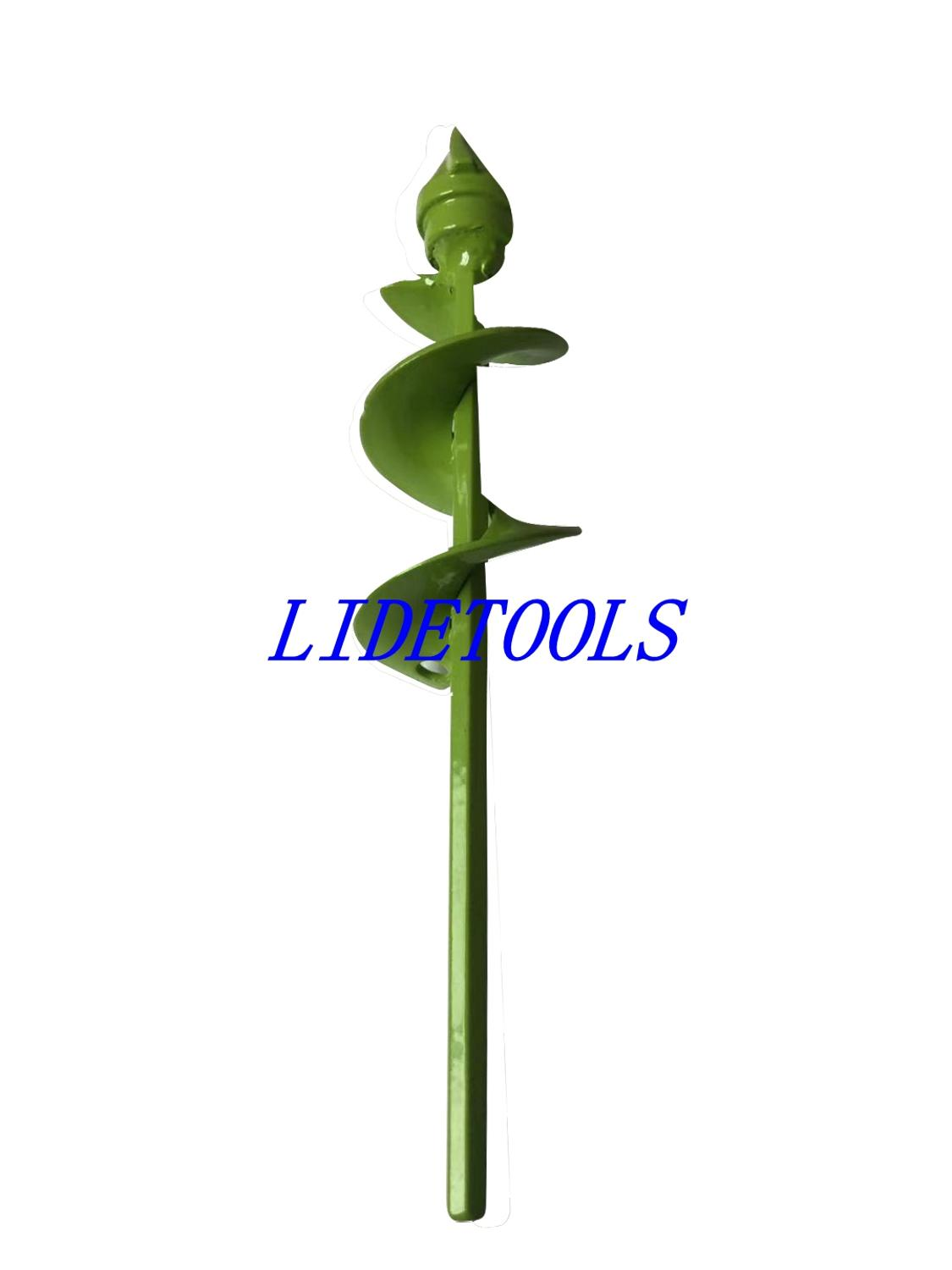 2019 New Arrival 60MM 22CM 40CM 70MM 20CM 40CM 80MM 22CM 40CM Auger Drill Bit Garden Power Planter with Hexagon Shaft in Earth Augers from Tools