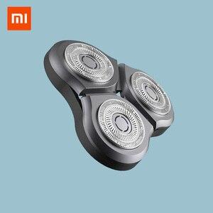 Image 3 - Original Xiaomi Mijiaมีดโกนหนวดไฟฟ้าเปลี่ยนหัวโกนสำหรับSmart Homeโกนหนวดหัวเปลี่ยนXiaomi Mijia 33
