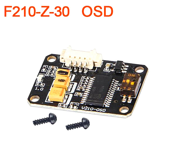 ФОТО Walkera F210 Spare Part F210-Z-30 OSD for F210 Racing Drone