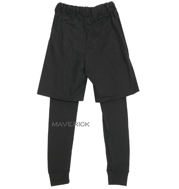 Doble Nuevo Estilista Tamaño Casual De Hip Plus Hop Hombres Piezas Cubierta 28 Dos Punto Moda 44 Tejido Falsa Los Disfraces Pelo Pantalones 2019 4wC60qx