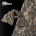 AA Escudo Floresta Camo Lenço Lenço Tático Militar Ao Ar Livre Caça Exército Kaffiyeh Lenço Shemagh ACU Peso Leve