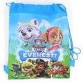 Кролик Мультфильм шнурок детские школьные сумки, дети birthday party Пользу, Mochila эсколар, школа детский рюкзак