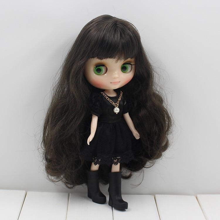 Middie Blythe Doll Grey Hair 20cm 3