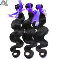 Newness Hair Indian Virgin Hair Body Wave Single Bundle Unprocessed Virgin Indian Hair Body Wave Cheap