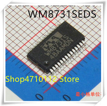 NEW 10PCS/LOT WM8731S WM8731 WM8731SEDS SSOP-28 IC
