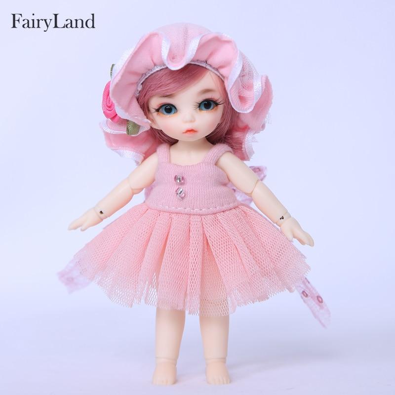 Fairyland Pukipuki Ante bjd sd docka 1/12 kroppsmodell tjejer killar - Dockor och tillbehör - Foto 4