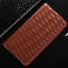 High Quality Genuine Leather Cover For Xiaomi Redmi 4 Pro 4A / 3 Pro 3s Classic Magnetic Flip Stand Phone Case