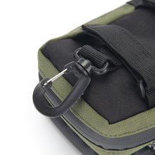 Fly Fishing Bag Portable Mini Fishing Lure Tackle Gear Pocket Waterproof Fishing Storage Pouch Outdoors Sports Case for Pesca