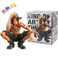 Japanese Anime One Piece King Of Artist Figure Cartoon Anime Portgas D Ace Pvc Action Figure Collectible Model Toy Brand New
