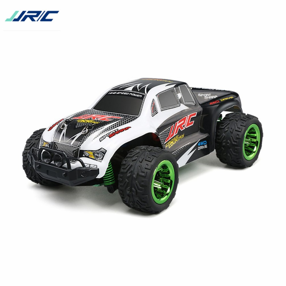 2018 JJR/C Q35 1/26 Scale 2.4Ghz 4WD 30km/h High Speed RC Bigfoot Off-Road Electric RC Remote Control Car Truck Model RTR hongnor ofna x3e rtr 1 8 scale rc dune buggy cars electric off road w tenshock motor free shipping