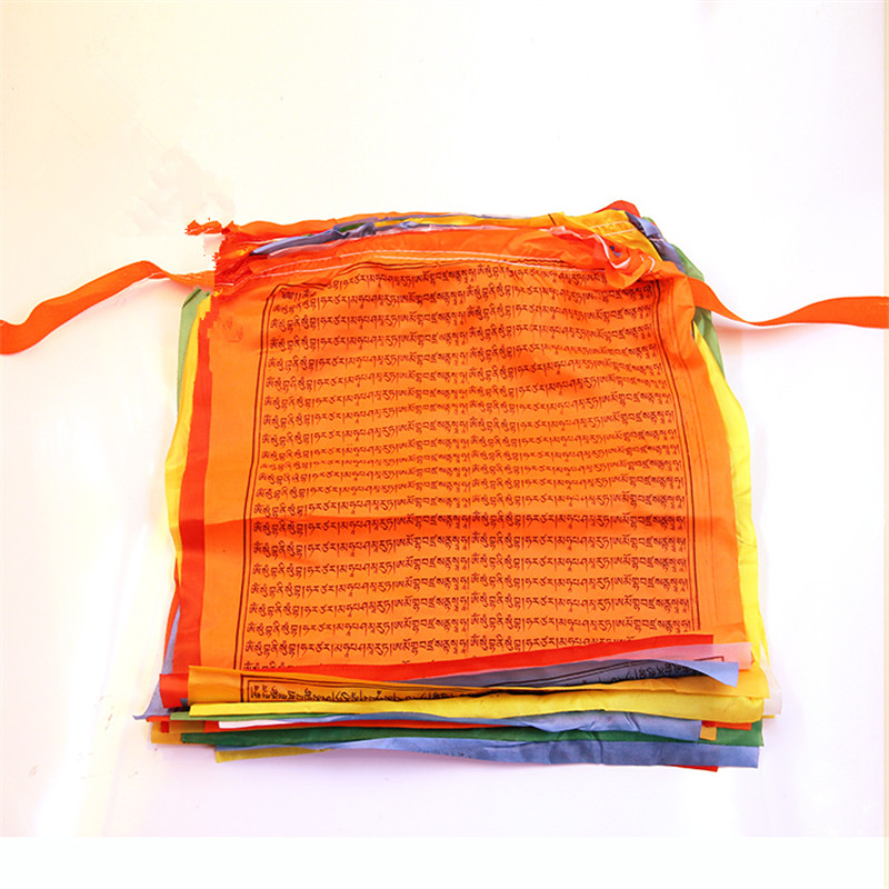 Tibetansk buddhistisk Supply Ksitigarbha Mantra Delikat Färgrik - Heminredning - Foto 2