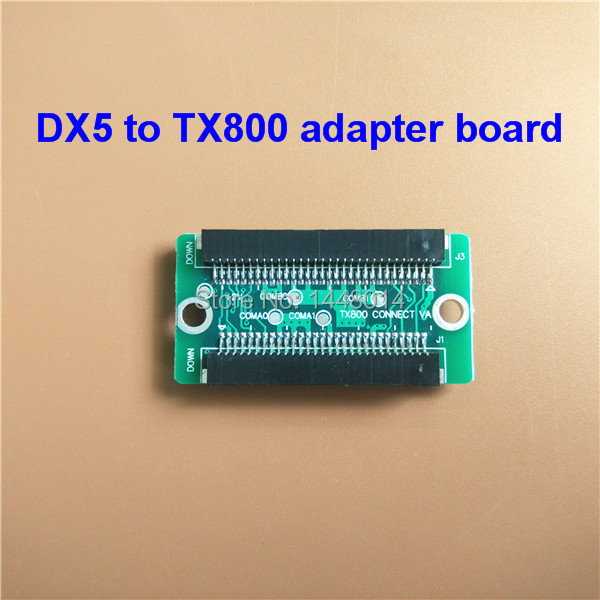 1pc free shipping eco solvent printer head convert board for Epson DX5 to TX800 XP600 DX10