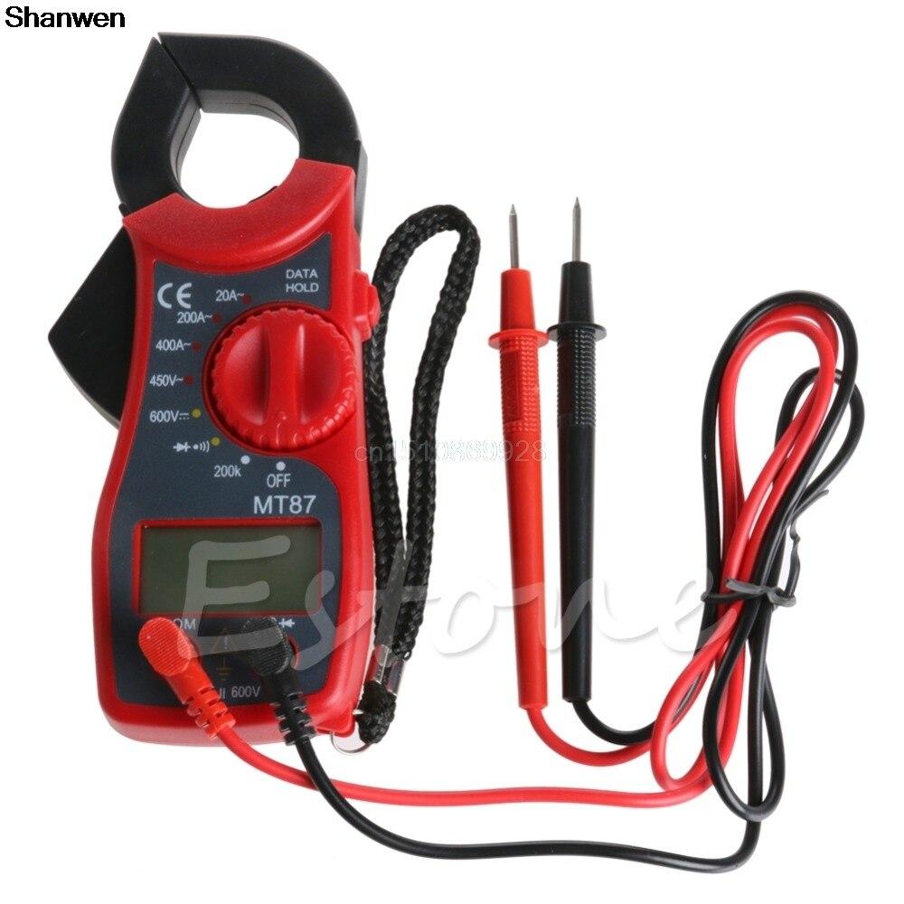 Gm Instruments Digital Clamp Meter : Digital clamp multimeter ac voltmeter ammeter lcd ohmmeter