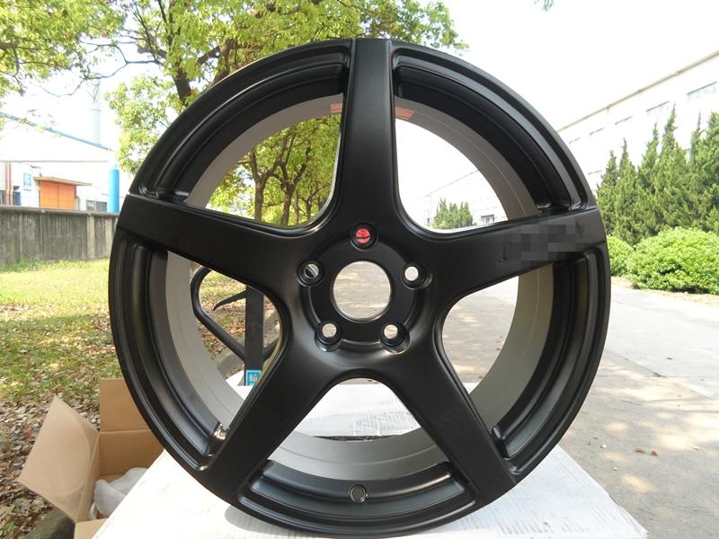 4 Новый 18x8 Спецификация.0 колесные диски ет 45мм КБ 73.1 мм колесные диски W416