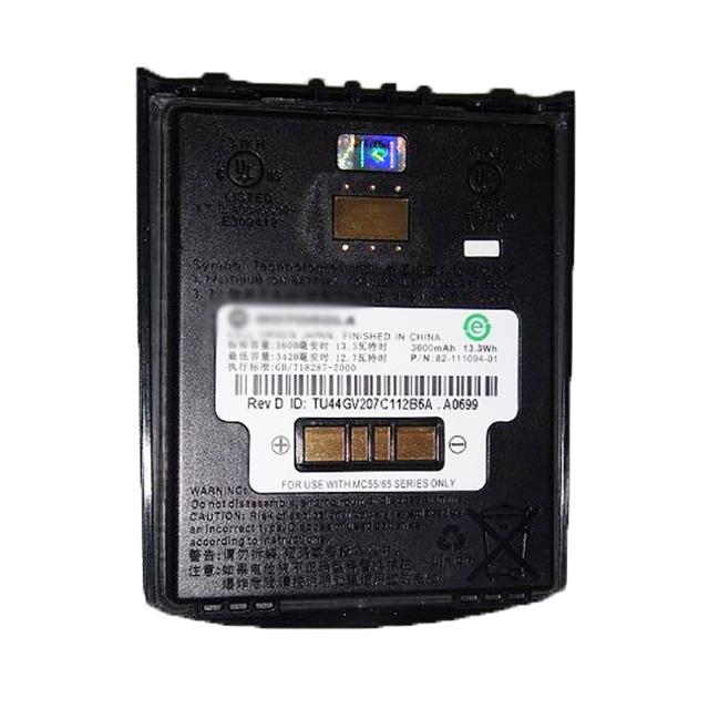 Original e brand new 3600 mah bateria para motorola mc659b pdas peças