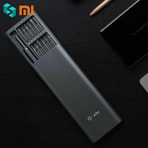 Image 2 - Original Xiaomi Mijia เครื่องมือ Wiha 24 in 1 Precision Screw Driver ชุด 60HRC แม่เหล็ก Bits Xiaomi ชุดซ่อมเครื่องมือ xiaomi Xiaomi