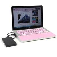 Free Shipping Tool Free 2 5 SATA HDD SSD Enclosure USB 3 0 Plug Play SATA