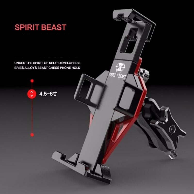 Spirit Beast motorcycle modified phone holder AL top quality very cool styling NOT THE cheap thing