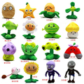 1pc Plants vs Zombies Plush Toys 14-16cm Plants vs Zombies Soft Stuffed Plush Toys Doll Baby Toy for Kids Gifts Party Toys