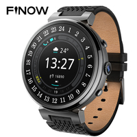 2017 New Smart Watch 2MP Camera Wearable Men 2GB/16GB MTK6580 Android 5.1 Bluetooth GPS WiFi 3G Smartwatch Phone For Android&IOS
