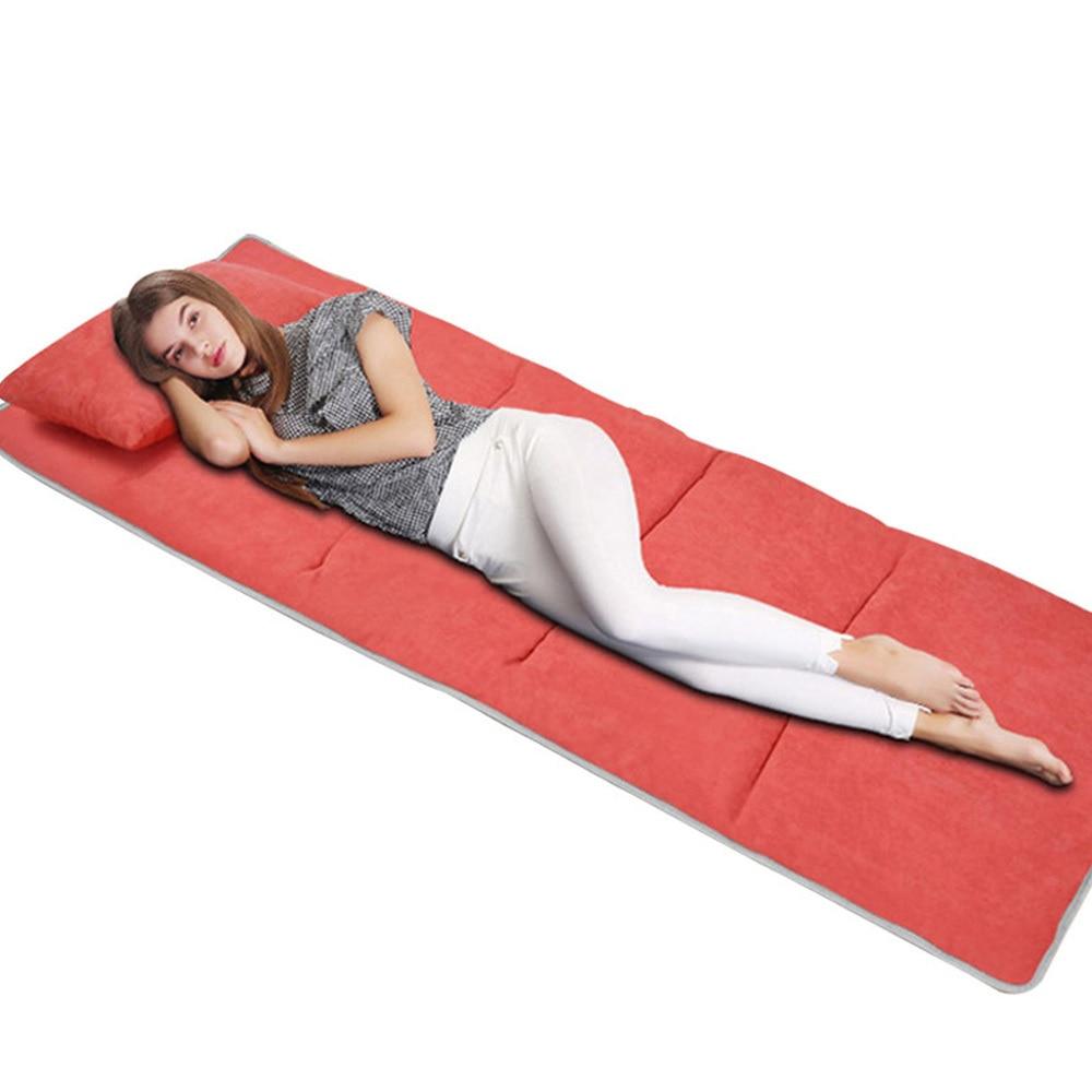 Folding Moisture-proof Mattress With Inflatable Pillow Cushion Waterproof Camping Carpet Mats Set Picnic Nap Mats 190*68cm