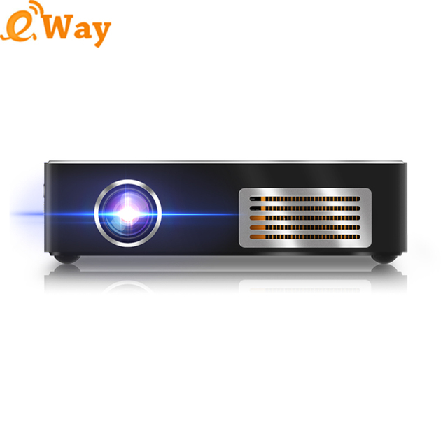 fa74f178c99014 Latest Mini Projector C9 Plus 2GB 16GB RK3328 Android 7.1 LED DLP Projector  150ANSI lumen 2.4G/5G Wifi 4K Home Theatre Movie