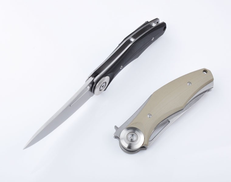 Hot! tactical folding knife outdoor camping hunting survival pocket knife 9cr18mov blade G10 handle knives flipper hand tools hot selling knives custom folding knife g10 handle d2 steel blade camping hunting knife outdoor tool survival knives
