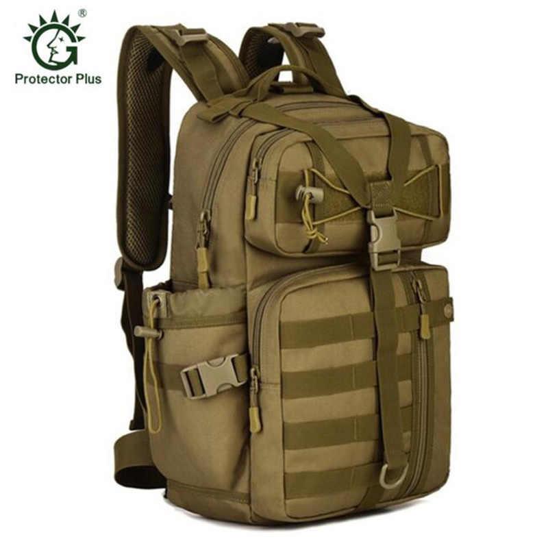 56d162787e39 30 литров атаки военные камуфляж рюкзак водонепроницаемый нейлон сумки  высокого качества рюкзак сумка мужчин Bagpack продаж