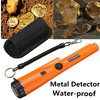 FREE SHIPPING Waterproof Garrett Pro Pointer With Belt Holder LED Light Shock Voice