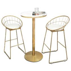 Креативный стиль барные стулья многофункционал Кофейня/барный стул и стол tabouret de Bar tabrete