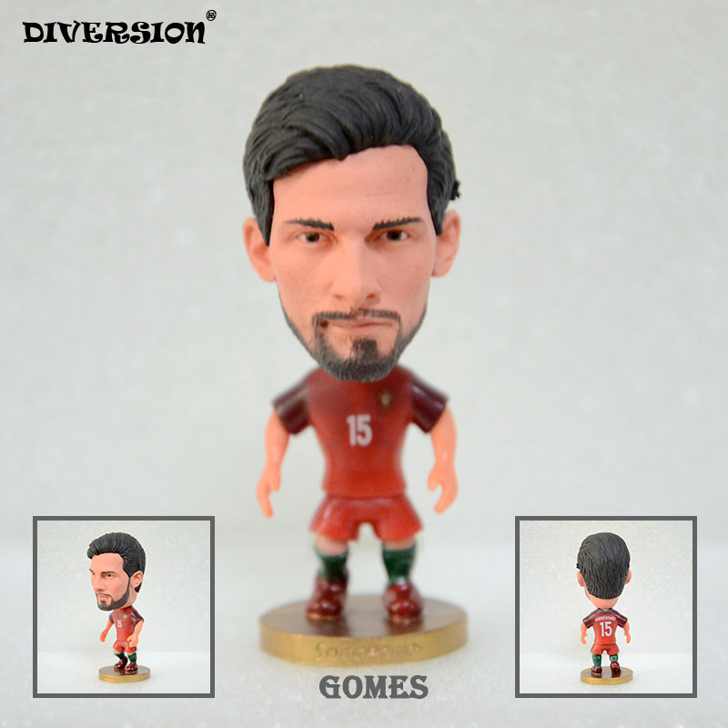 DIVERSION dolls figurine Sports player 15#Andre Gome classic Movable joints resin model toy action figure dolls collectible gift