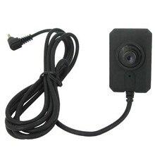 Цветная CMOS камера 1/3 дюйма с аудио мини кнопкой для KS750M